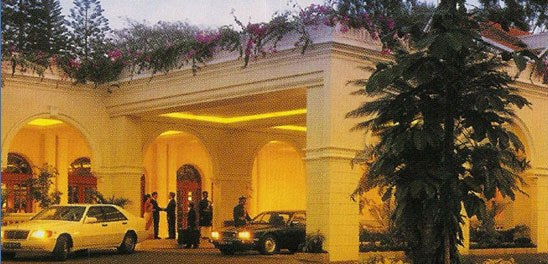 The Taj West End Bangalore